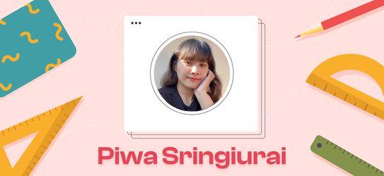 Designer Interview | Piwa Sringiurai