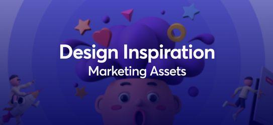 Design Inspiration - Marketing Assets