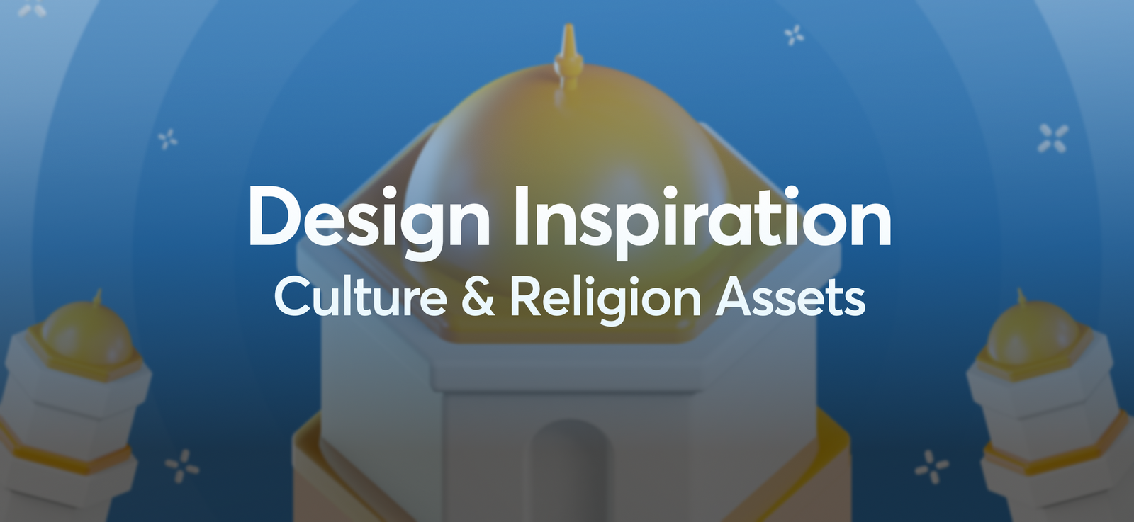 Weekly Design Inspiration - Culture & Religion