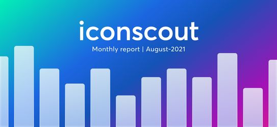 Iconscout Product Update: What's new from August'21