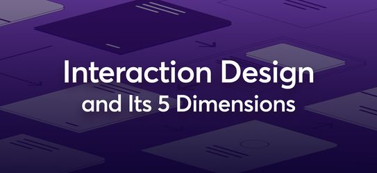 Interaction Design & Its 5 Dimensions