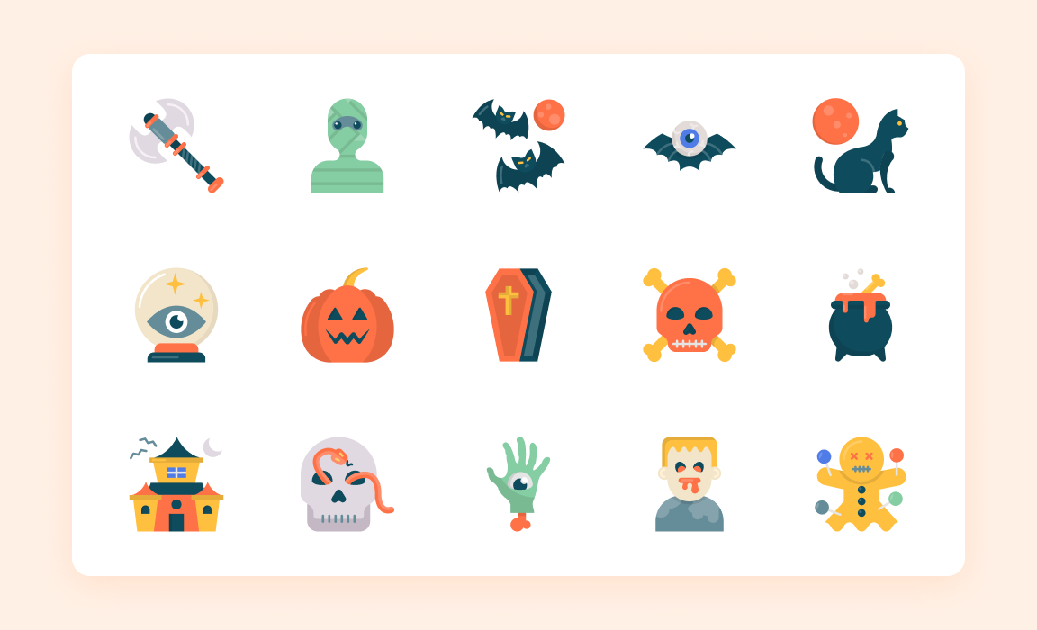 Halloween Icon Pack - Iconscout